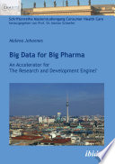 Big Data For Big Pharma