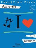 Chordtime Piano Favorites