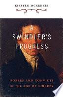 A Swindler s Progress