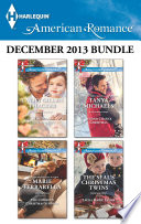 Harlequin American Romance December 2013 Bundle