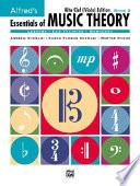 Essentials of Music Theory  Bk 2  Alto Clef  Viola  Edition