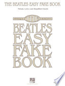 The Beatles Easy Fake Book  Songbook