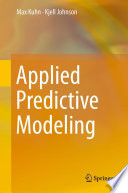 Applied Predictive Modeling book