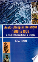 Anglo-Ethiopian Relations, 1869 to 1906