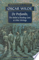 De Profundis book