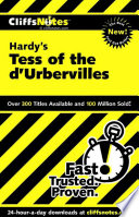 CliffsNotes on Hardy s Tess of the d Urbervilles