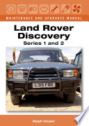 Land Rover Discovery Maintenance And Upgrades Manual Series 1 And 2