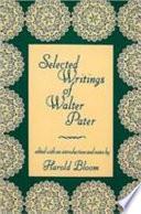 Selected Writings Of Walter Pater
