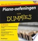 Piano Oefeningen Voor Dummies