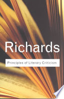 Principles of Literary Criticism