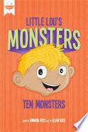 Little Lou s Monsters  Ten Monsters