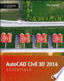 AutoCAD Civil 3D 2014 Essentials