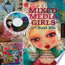 Mixed Media Girls With Suzi Blu book