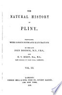 The Natural History Of Pliny
