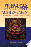 Principals and Student Achievement
