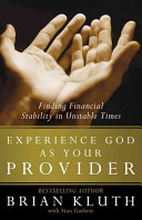 Experience God as Your Provider Provider Building Finances And Life
