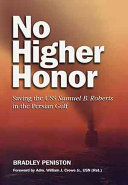 No Higher Honor