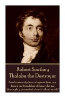 download ebook robert southey - thalaba the destroyer pdf epub