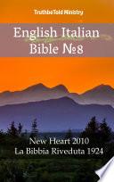 English Italian Bible No8