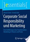 Corporate Social Responsibility und Marketing