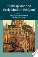 Shakespeare And Early Modern Religion book