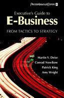 Executive's guide to e-business