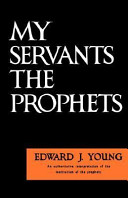 My Servants the Prophets Book PDF