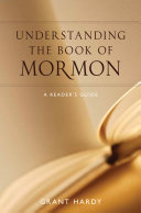 download ebook understanding the book of mormon pdf epub