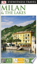 DK Eyewitness Travel Guide Milan   the Lakes