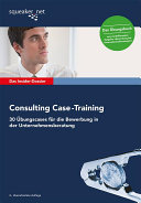 Consulting Case Training