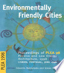 Environmentally Friendly Cities