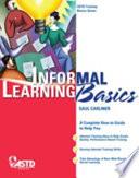 Informal Learning Basics