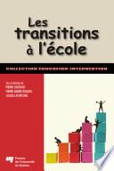 illustration du livre Les transitions à l'école