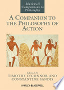 A Companion to the Philosophy of Action Pdf/ePub eBook