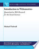 Introduction to Webometrics