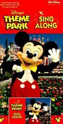 Disney s Theme Park Sing Along Book PDF