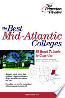 The Best Mid Atlantic Colleges