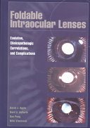 Foldable Intraocular Lenses