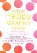 download ebook what happy women know pdf epub