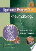 Lippincott s Primary Care Rheumatology