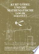 Kurt G  del und die mathematische Logik