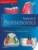Textbook of Prosthodontics  E Book