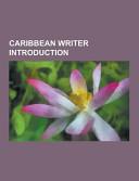 Caribbean Writer Introduction