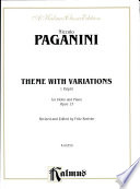 Theme with Variations Book PDF