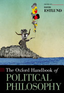 The Oxford Handbook of Political Philosophy