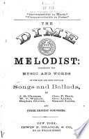 The Dime Melodist