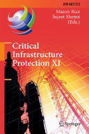 Critical Infrastructure Protection XI
