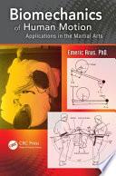 Biomechanics of Human Motion