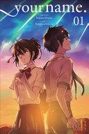 Your Name Vol 1 Manga