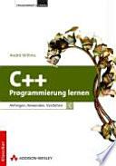 C++-Programmierung lernen